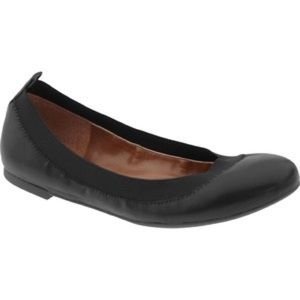 Banana Republic Black Abby Ballet Flat